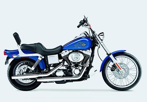 Мотоцикл Harley-Davidson Dyna Wide Glide