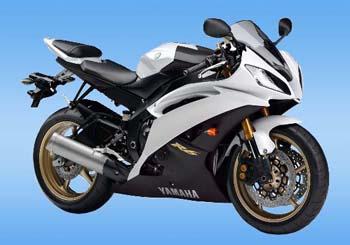 Спортбайк Yamaha YZF-R6