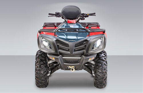 квадроцикл STELS ATV 800g спереди