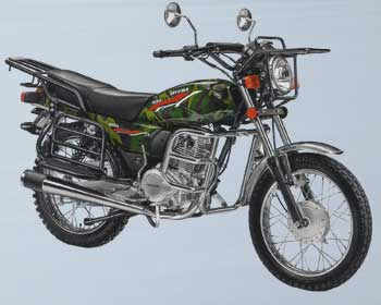 Мотоцикл десна 200 кантри технические