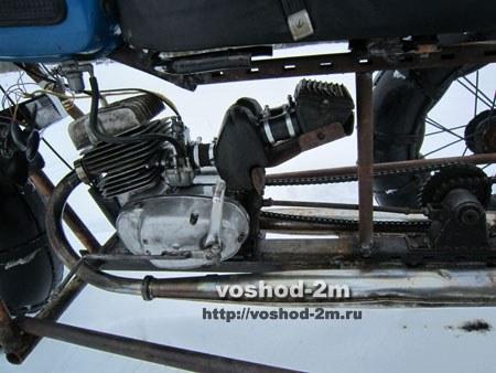 Двигатель караката
