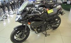Мотоцикл в магазине