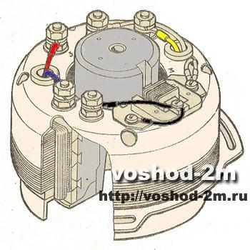 генератор переменного тока Г-427