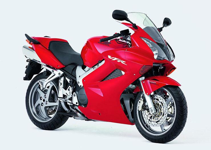 Мотоцикла honda vfr800 fi на что обратить