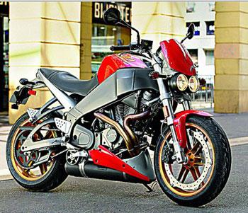 Мотоцикл Buell Lightning XB12S