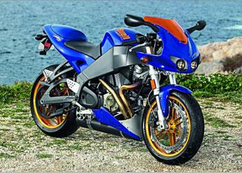 Мотоцикл Buell Firebolt XB12R