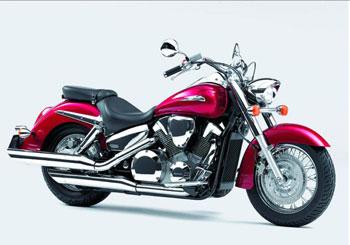 Мотоцикл VTX 1300