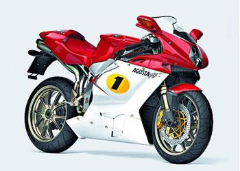 Мотоцикл F4 1000 Ago