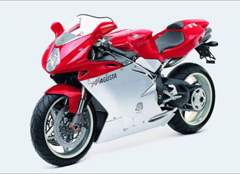 Мотоцикл F4 750S/1+1
