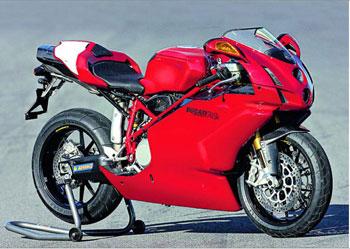 Мотоцикл Ducati 749R