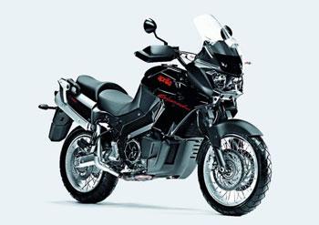 Мотоцикл Aprilia ETV 1000 Caponord