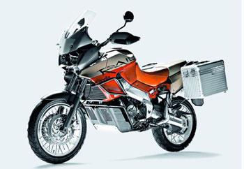 Мотоцикл Aprilia ETV 1000 Caponord Rally Raid