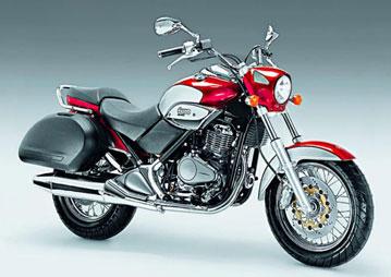 Мотоцикл Beta Euro 350