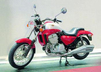 Мотоцикл Jawa Style/Bizon