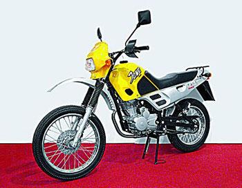 Мотоцикл Jawa 125 Sport/Dakar
