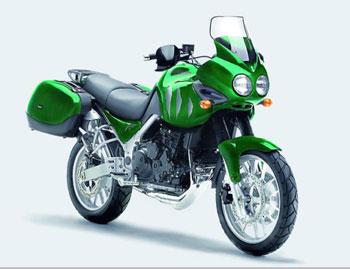 Мотоцикл Triumph Tiger