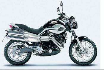 Мотоцикл Voxan Scrambler