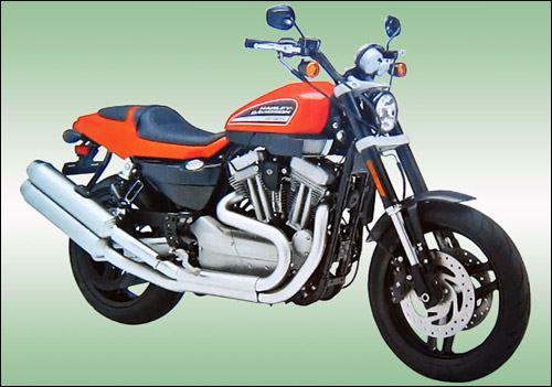Мотоцикл Harley-Davidson XR 1200