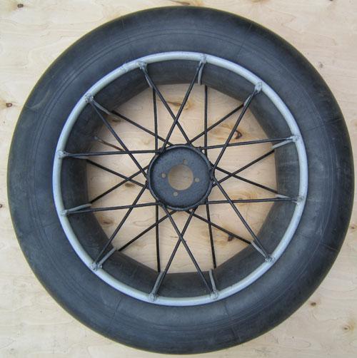 Самодельное колесо вездехода