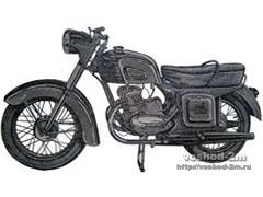 Мотоцикл Ковровец-175А