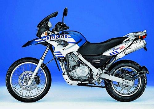 Мотоцикл BMW F 650 GS Dakar