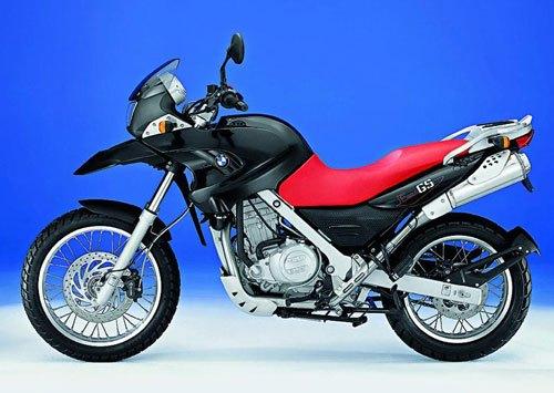 Мотоциклы BMW F 650 GS