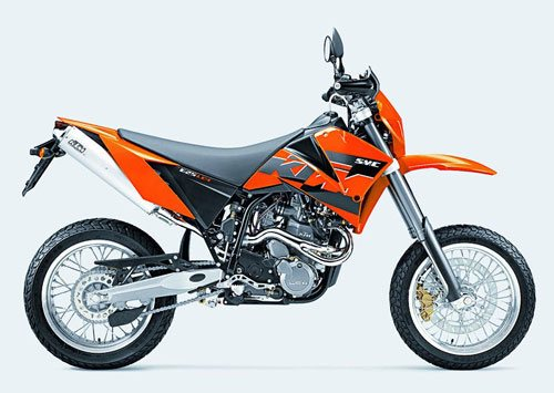 Мотоциклы КТМ 625 SXC