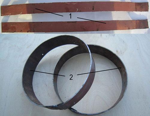 Первая деталь ступицы