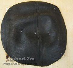резина подложки