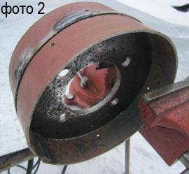сборка ступицы фото 2