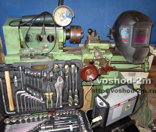 Необходимые инструменты и оборудование